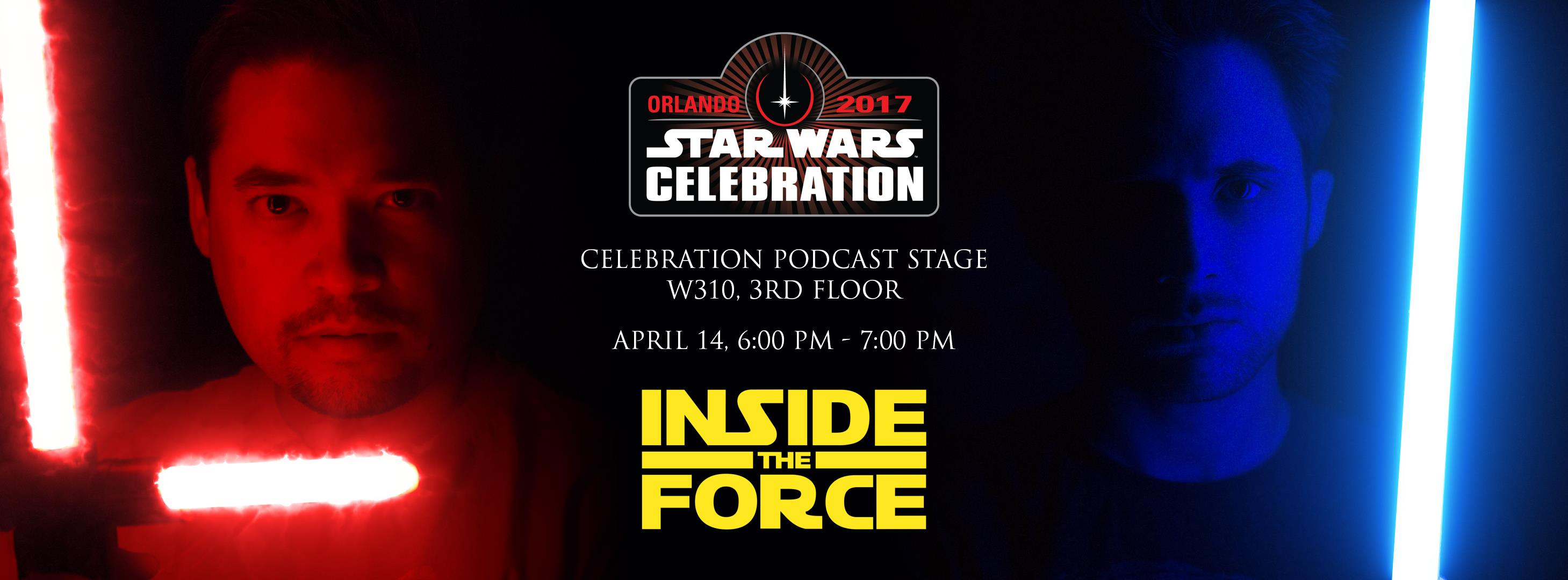 Inside The Force: A Star Wars Podcast