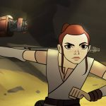 New Star Wars Animated Series: Forces of Destiny