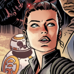 New IDW Comic 'Star Wars: Adventures'