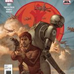 STAR WARS: ROGUE ONE – CASSIAN & K2SO #1