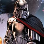 Review: Journey to Star Wars: The Last Jedi – Captain Phasma #1